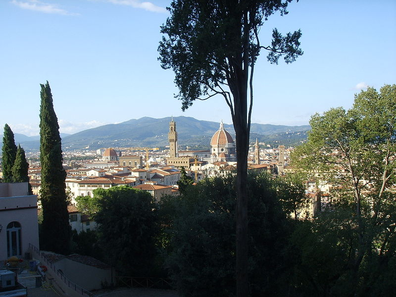 Discover Florence Parks And Gardens By Carolyn Murin Suf